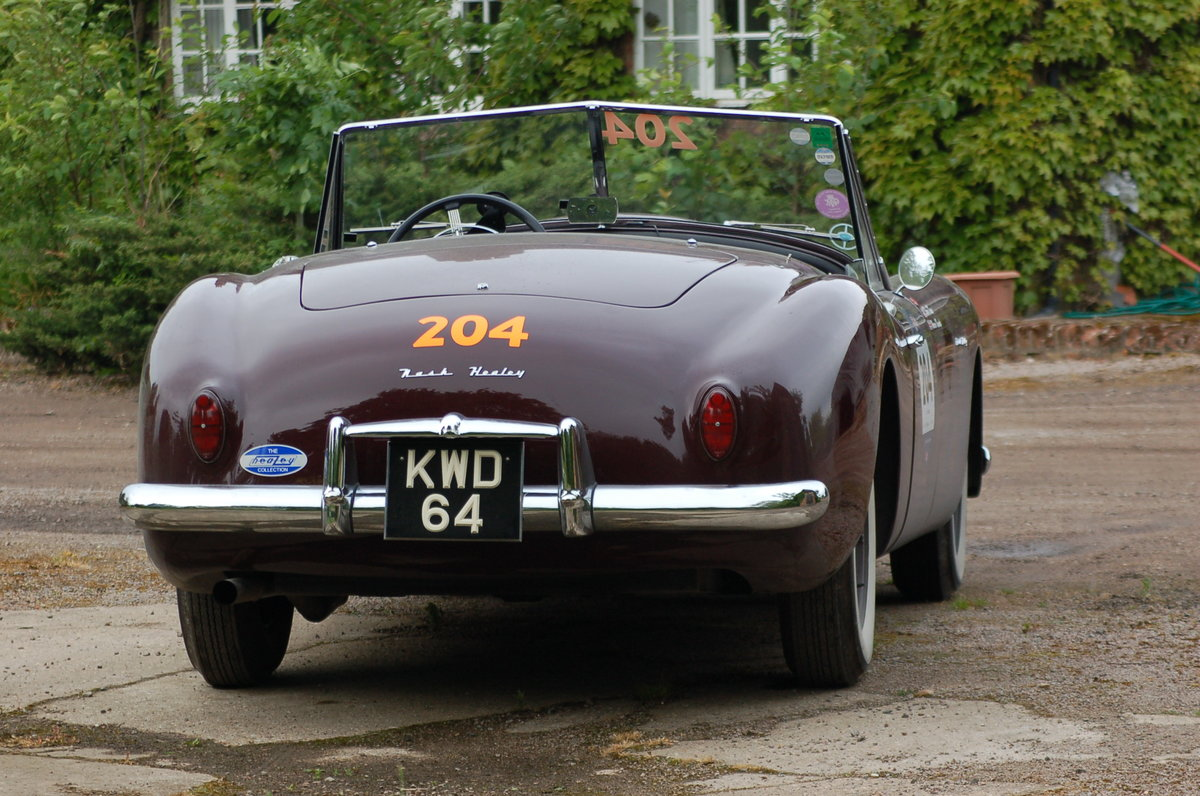 1951 NASH HEALEY by PANELCRAFT Mille Miglia elligible For Sale (picture 3 of 6)