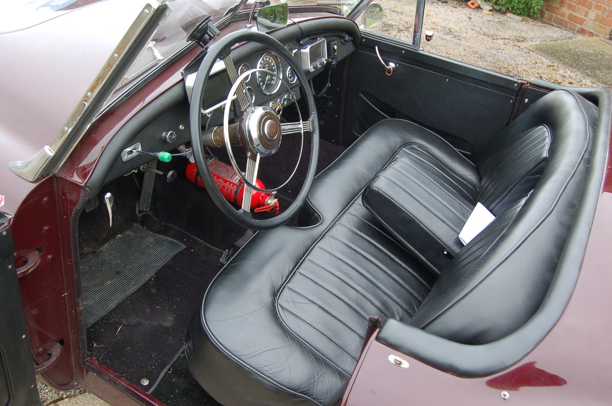 1951 NASH HEALEY by PANELCRAFT Mille Miglia elligible For Sale (picture 4 of 6)
