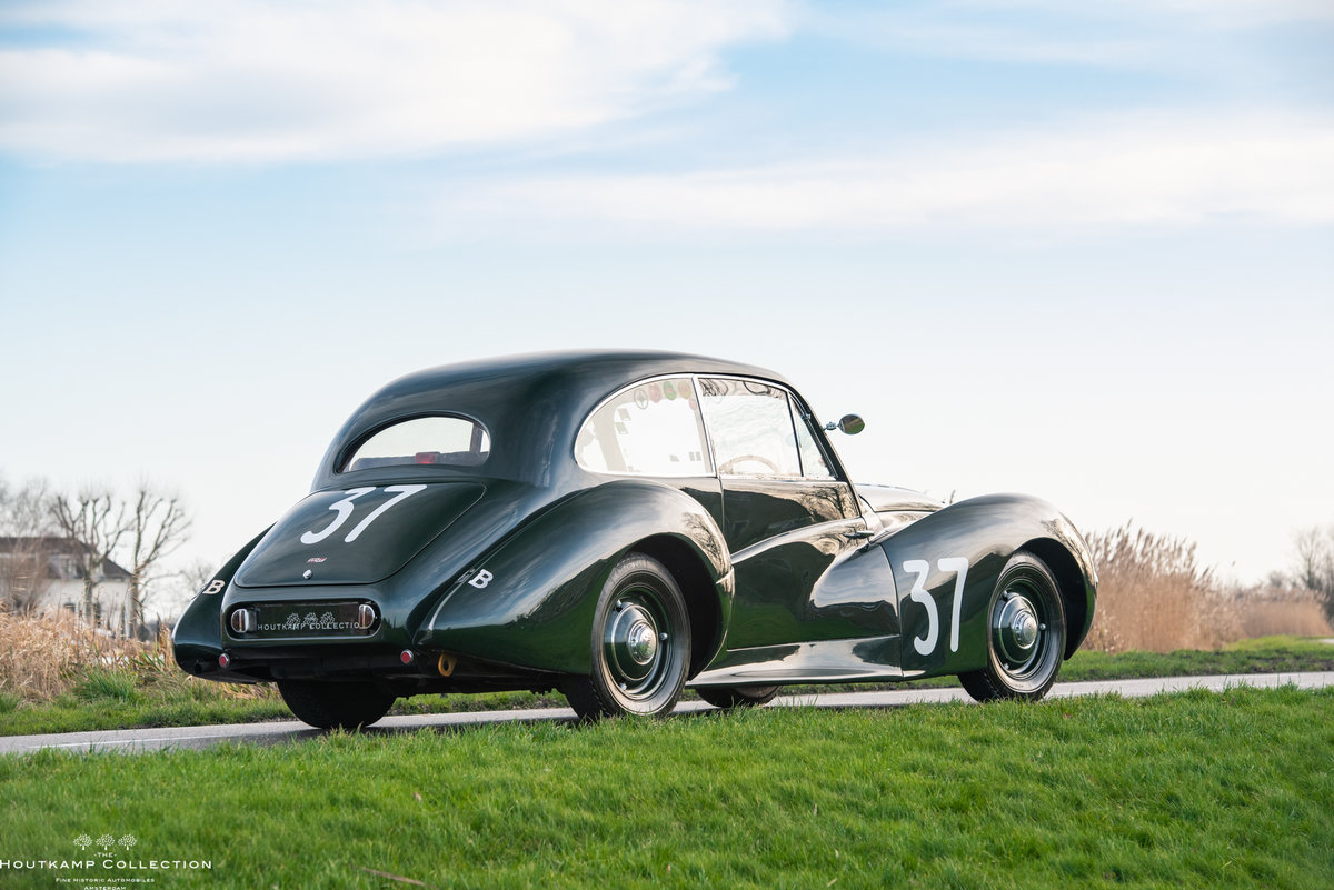 1948 HEALEY ELLIOTT, extremely rare Mille Miglia veteran car For Sale (picture 3 of 6)
