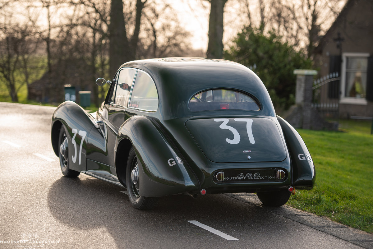 1948 HEALEY ELLIOTT, extremely rare Mille Miglia veteran car For Sale (picture 4 of 6)