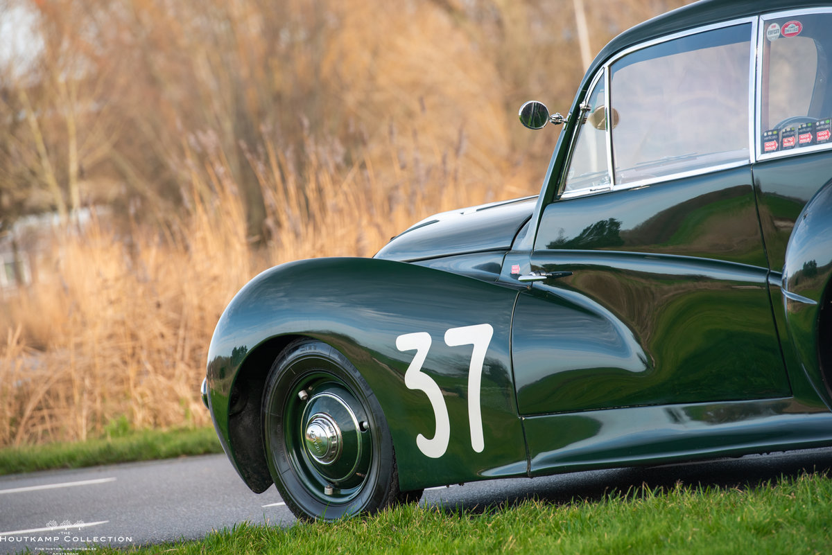 1948 HEALEY ELLIOTT, extremely rare Mille Miglia veteran car For Sale (picture 5 of 6)