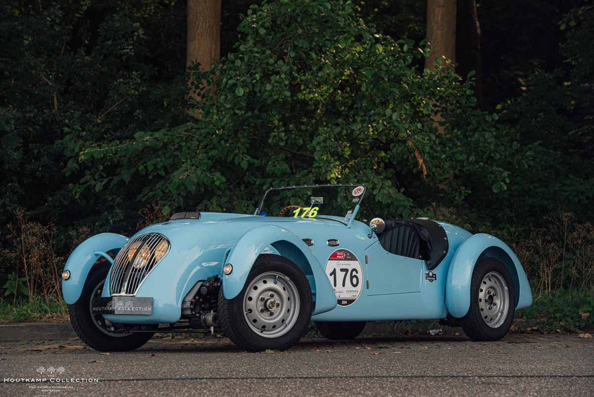 1949 HEALEY SILVERSTONE D-TYPE, 1 of 51 examples built For Sale (picture 1 of 6)