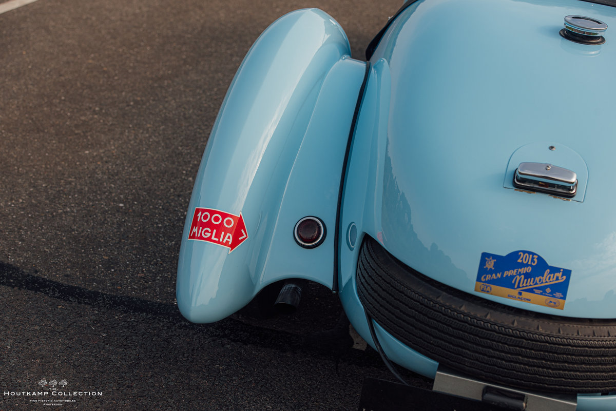 1949 HEALEY SILVERSTONE D-TYPE, 1 of 51 examples built For Sale (picture 4 of 6)