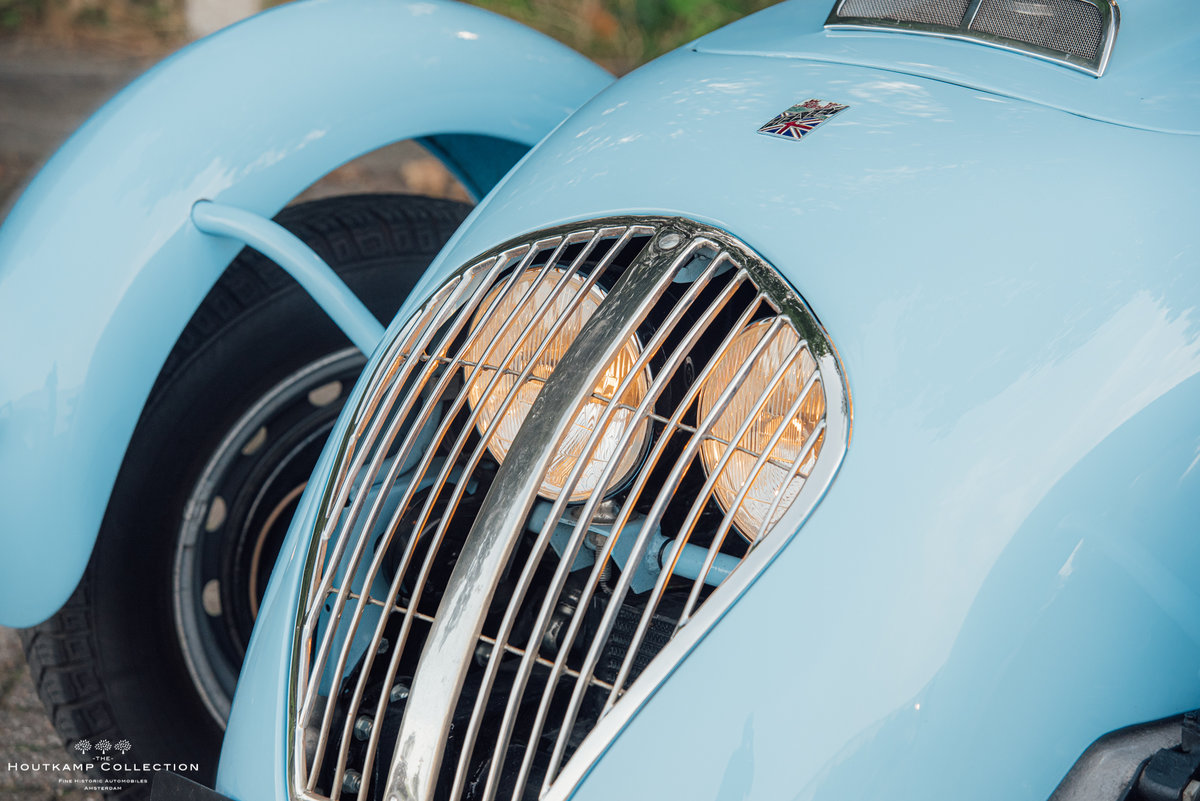 1949 HEALEY SILVERSTONE D-TYPE, 1 of 51 examples built For Sale (picture 5 of 6)