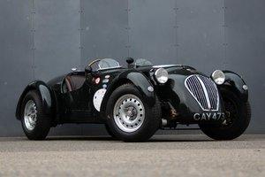 1950 Healey Silverstone Jaguar Competition RHD