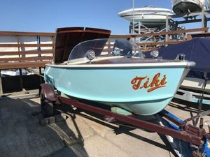 1959 Healey Model 75 Sports Boat For Sale by Auction