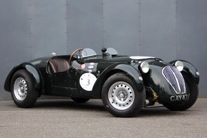 1950 Healey Silverstone Jaguar Competition RHD