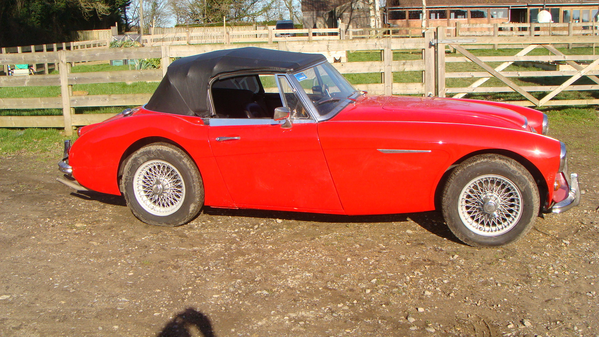 1965 Austin Healey 3000 Mk 111 BJ8 For Sale (picture 1 of 6)