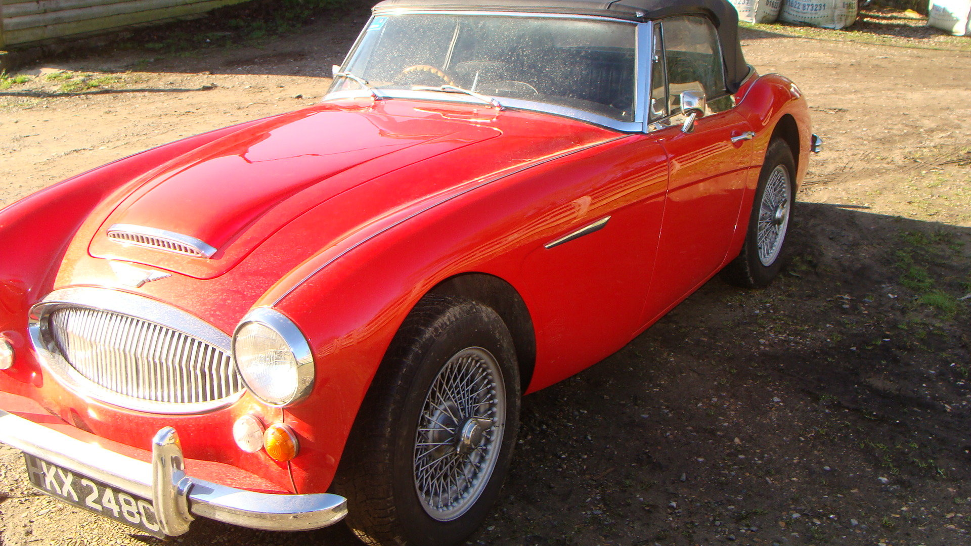 1965 Austin Healey 3000 Mk 111 BJ8 For Sale (picture 4 of 6)