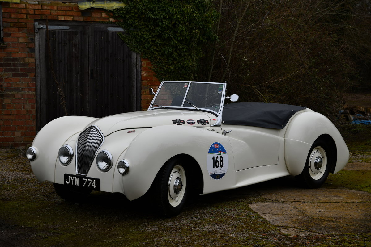 1948 Healey Westland Mille Miglia eligible  For Sale (picture 1 of 6)