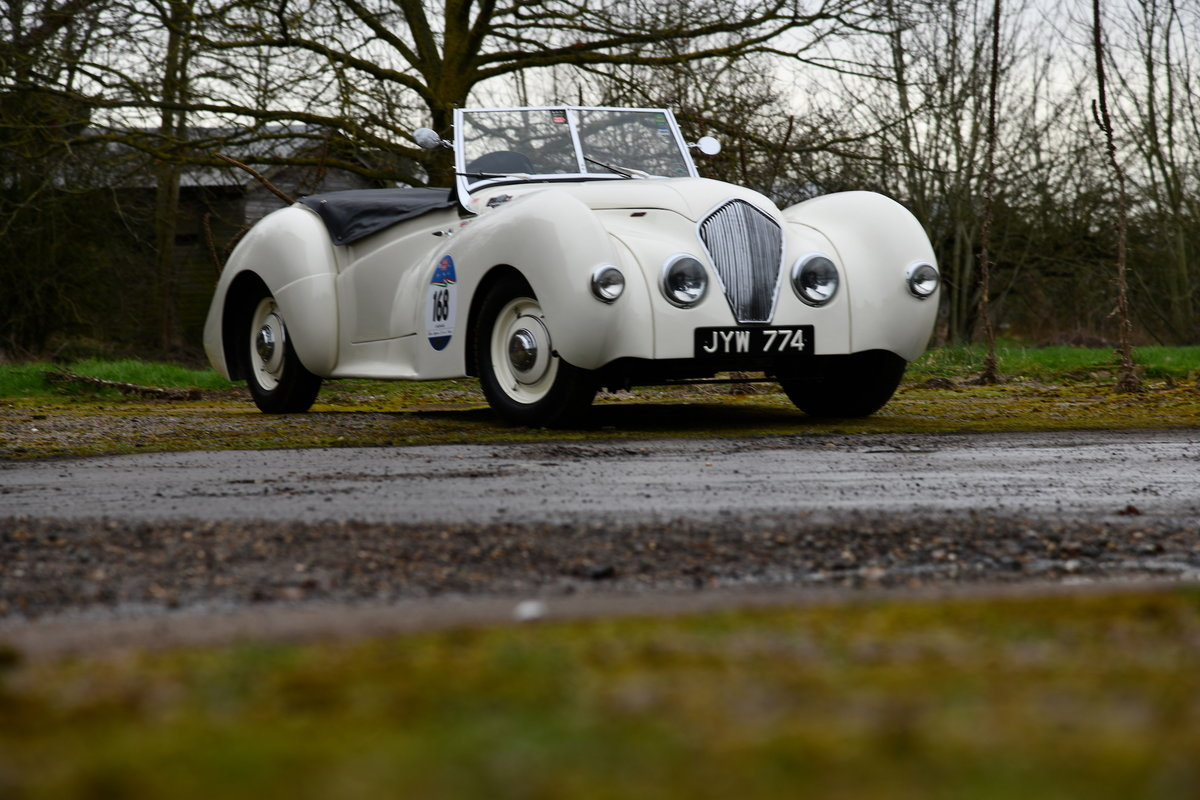 1948 Healey Westland Mille Miglia eligible  For Sale (picture 2 of 6)