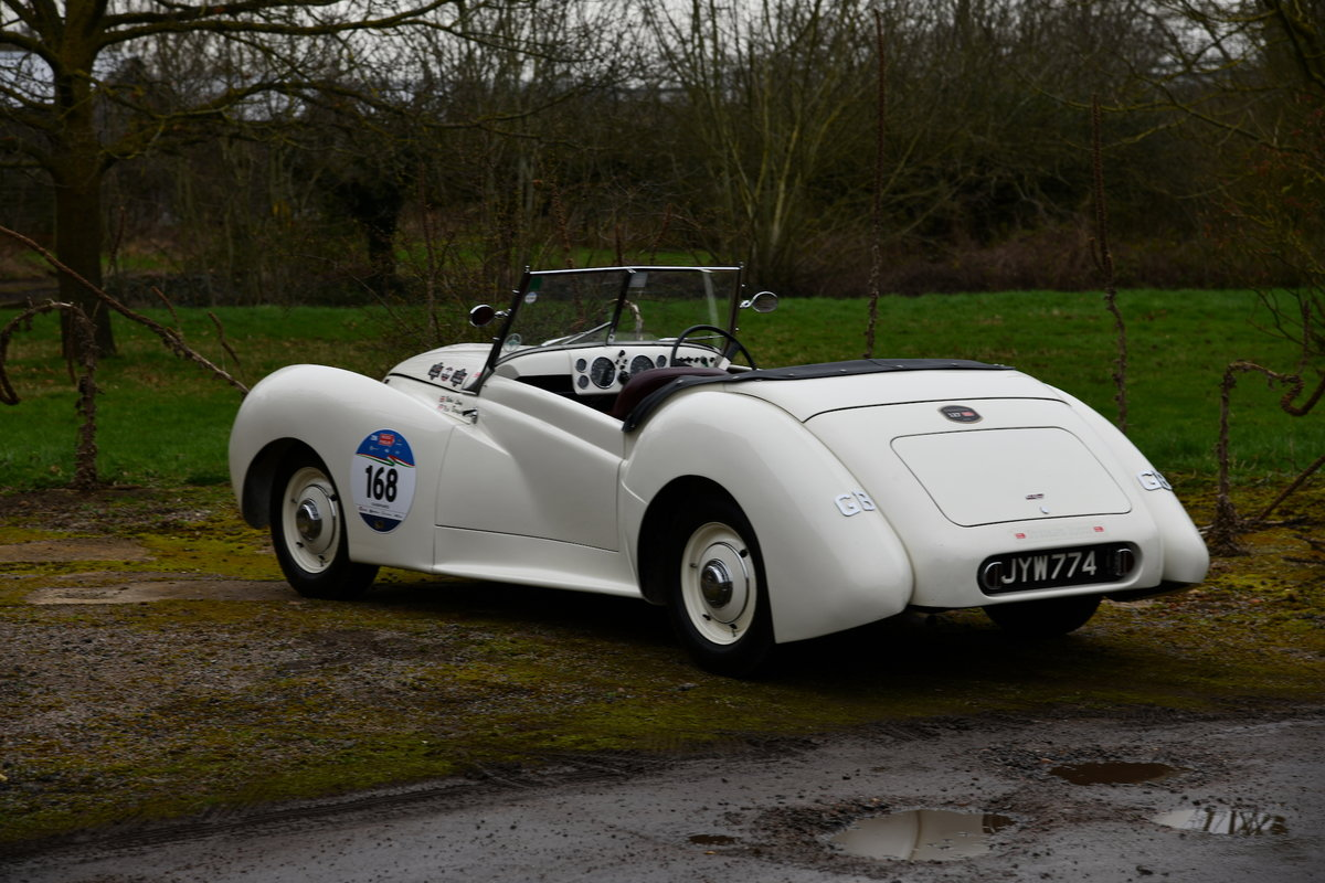 1948 Healey Westland Mille Miglia eligible  For Sale (picture 5 of 6)