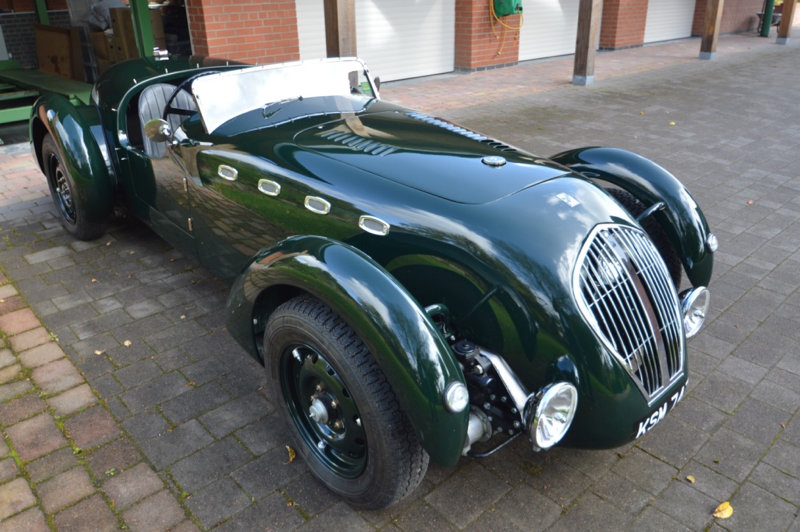 1950 Healey Silverstone  For Sale (picture 2 of 6)