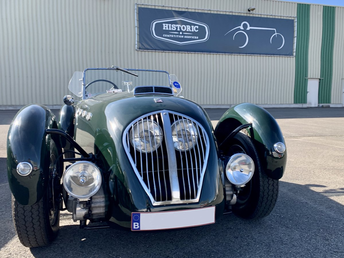 1950 Healey Silverstone Competition Roadster For Sale (picture 1 of 6)