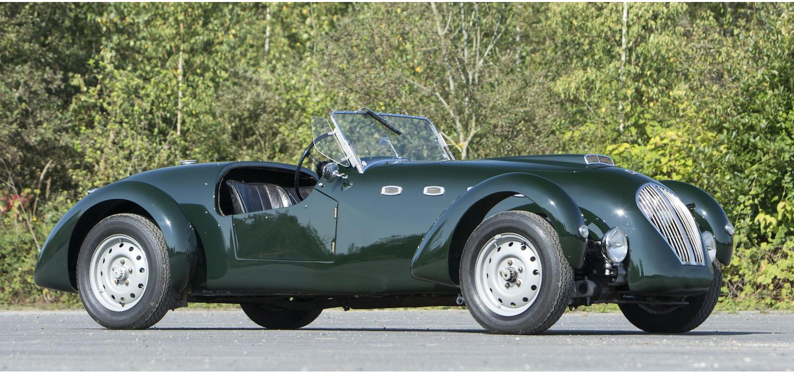 1950 Healey Silverstone Competition Roadster For Sale (picture 2 of 6)