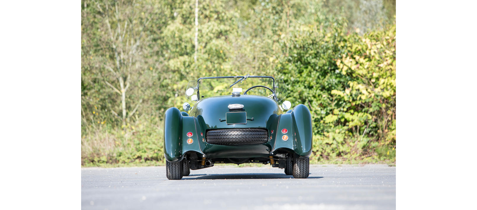 1950 Healey Silverstone Competition Roadster For Sale (picture 6 of 6)