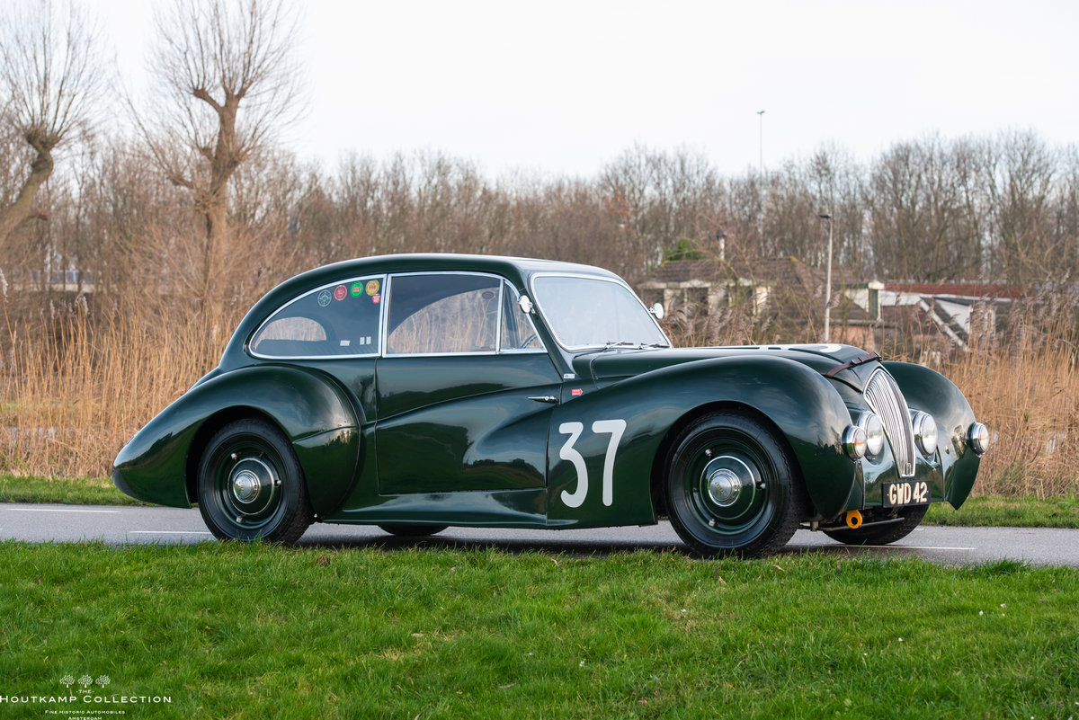 1948 HEALEY ELLIOTT, extremely rare Mille Miglia veteran car For Sale (picture 1 of 6)