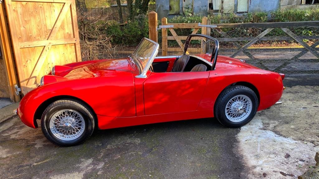 1959 Rare i.o.w. frogeye sprite For Sale (picture 1 of 3)