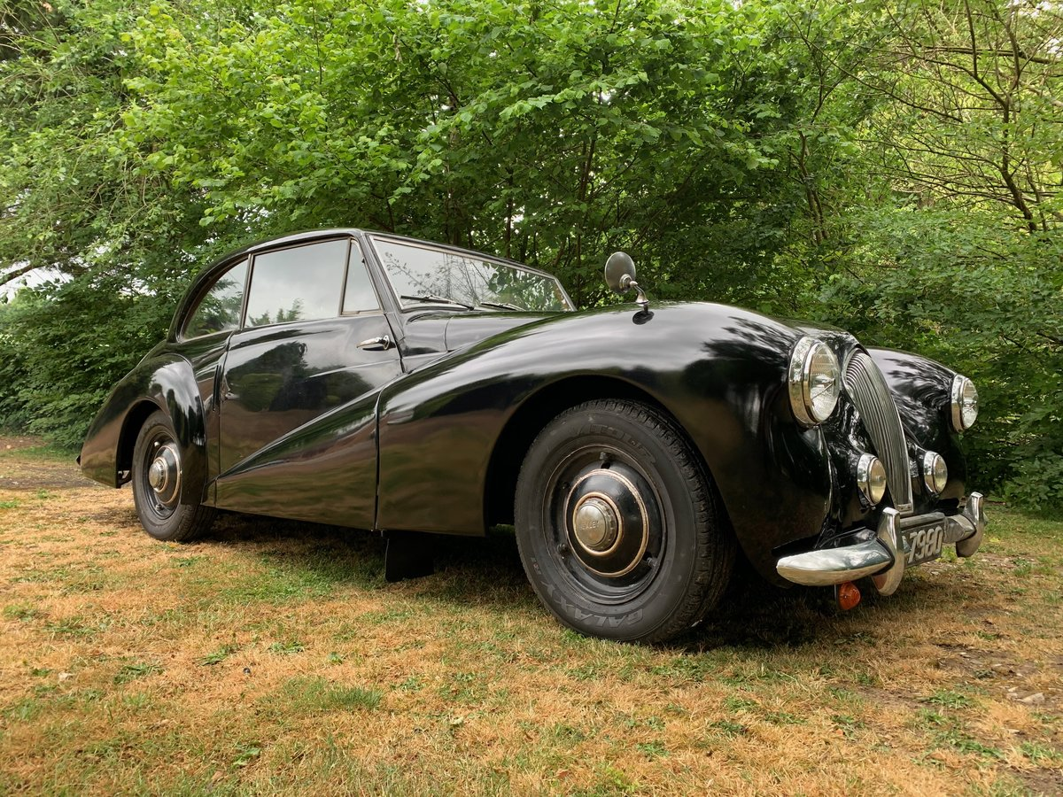 1951 Healey Tickford For Sale (picture 1 of 5)
