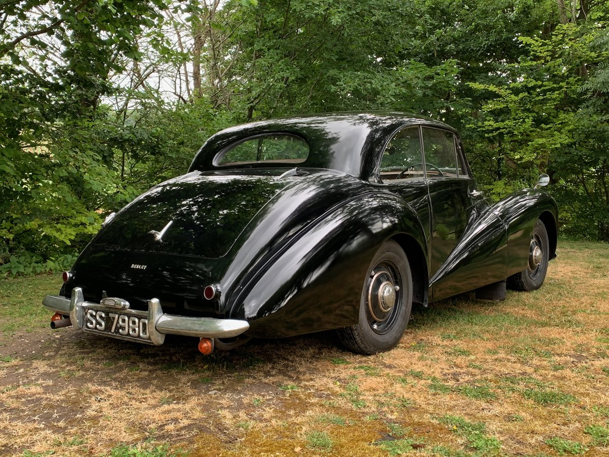 1951 Healey Tickford For Sale (picture 2 of 5)