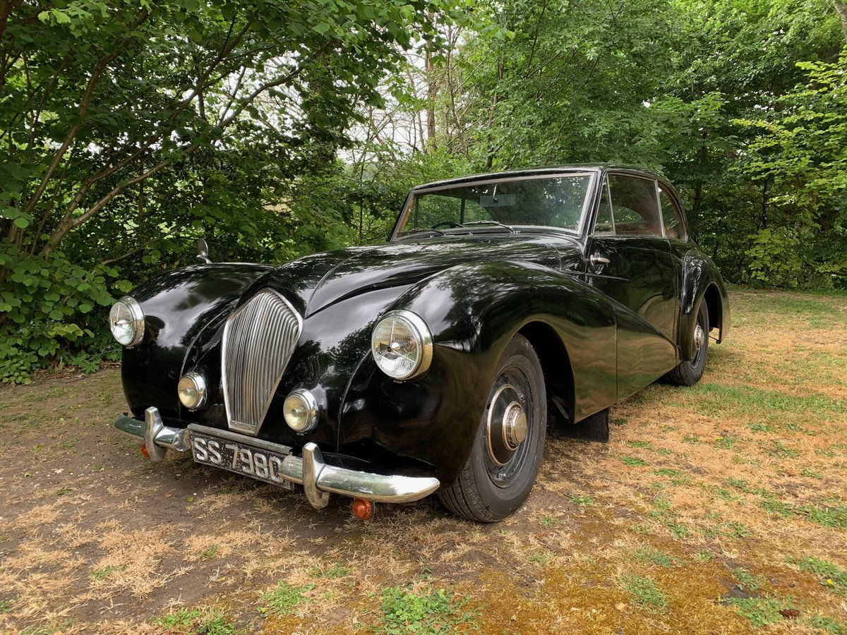 1951 Healey Tickford For Sale (picture 4 of 5)