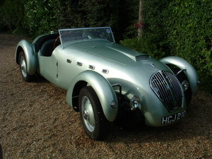 Picture of 1950 Healey Silverstone