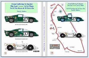 VOL 2 The Races and Fifty years On