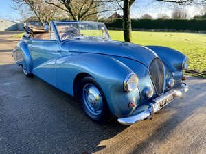 Picture of 1951 Healey Abbott DHC For Sale