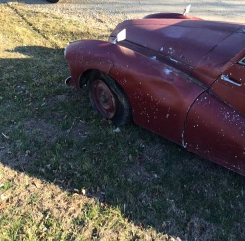 1954 Healey Tickford RHD Sports Saloon For Sale (picture 1 of 3)