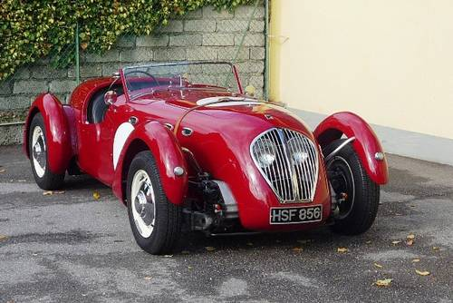 1950 Healey Silverstone ex D.G. Clarke.   For Sale (picture 1 of 6)