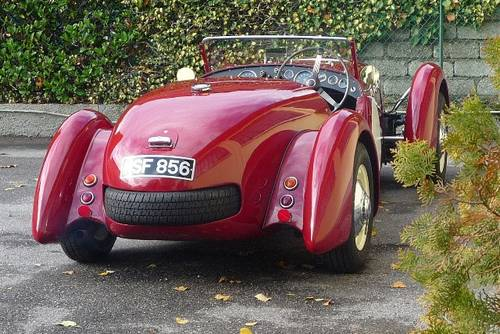 1950 Healey Silverstone ex D.G. Clarke.   For Sale (picture 3 of 6)