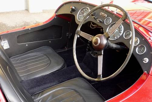 1950 Healey Silverstone ex D.G. Clarke.   For Sale (picture 5 of 6)