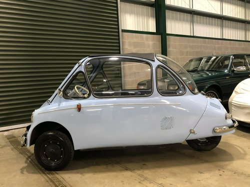 1962 Heinkel Trojan 200 SOLD (picture 3 of 6)