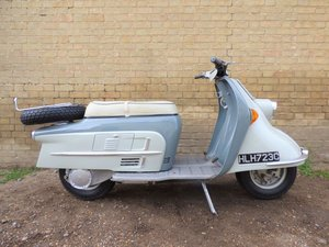 1965 Heinkel Tourist 175cc SOLD