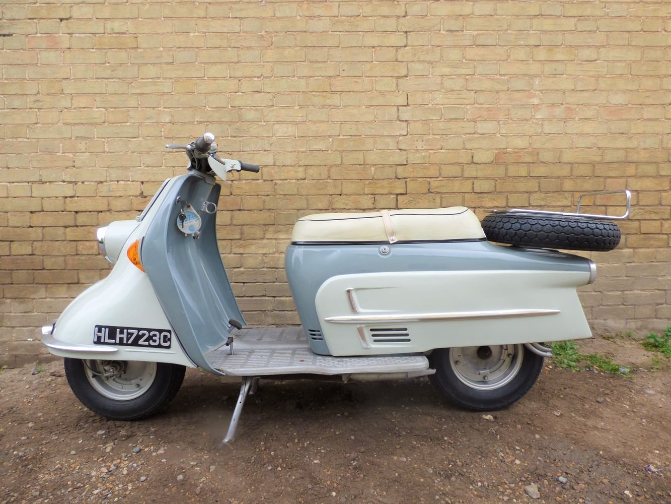 1965 Heinkel Tourist 175cc SOLD (picture 2 of 6)