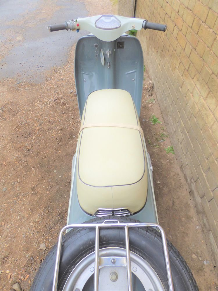 1965 Heinkel Tourist 175cc SOLD (picture 3 of 6)