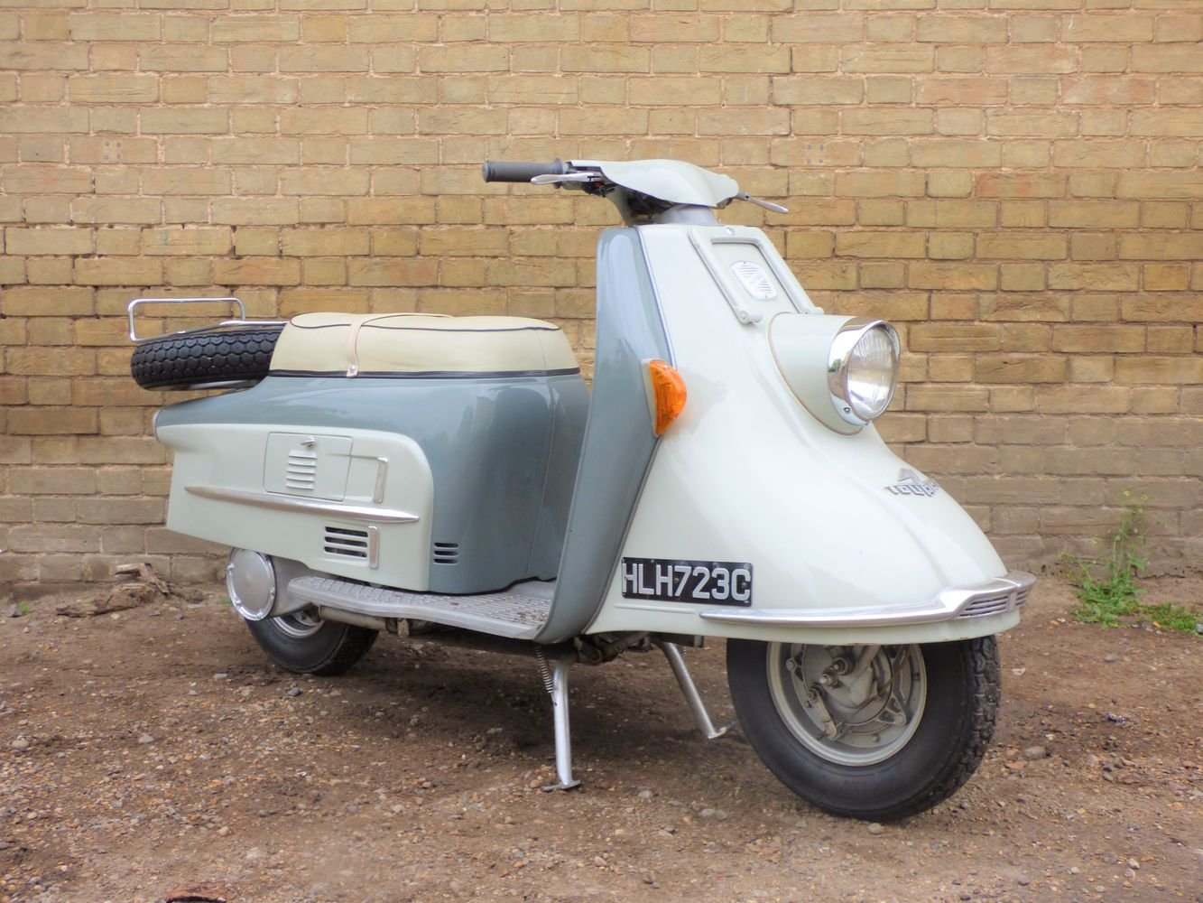 1965 Heinkel Tourist 175cc SOLD (picture 6 of 6)