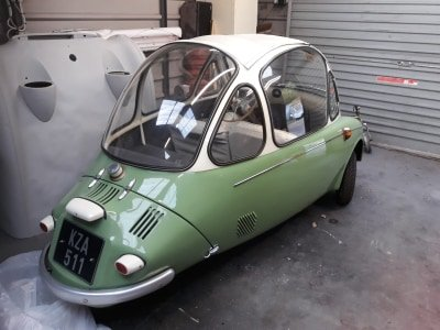1960 Heinkel Ireland Bubble Car SOLD (picture 2 of 6)