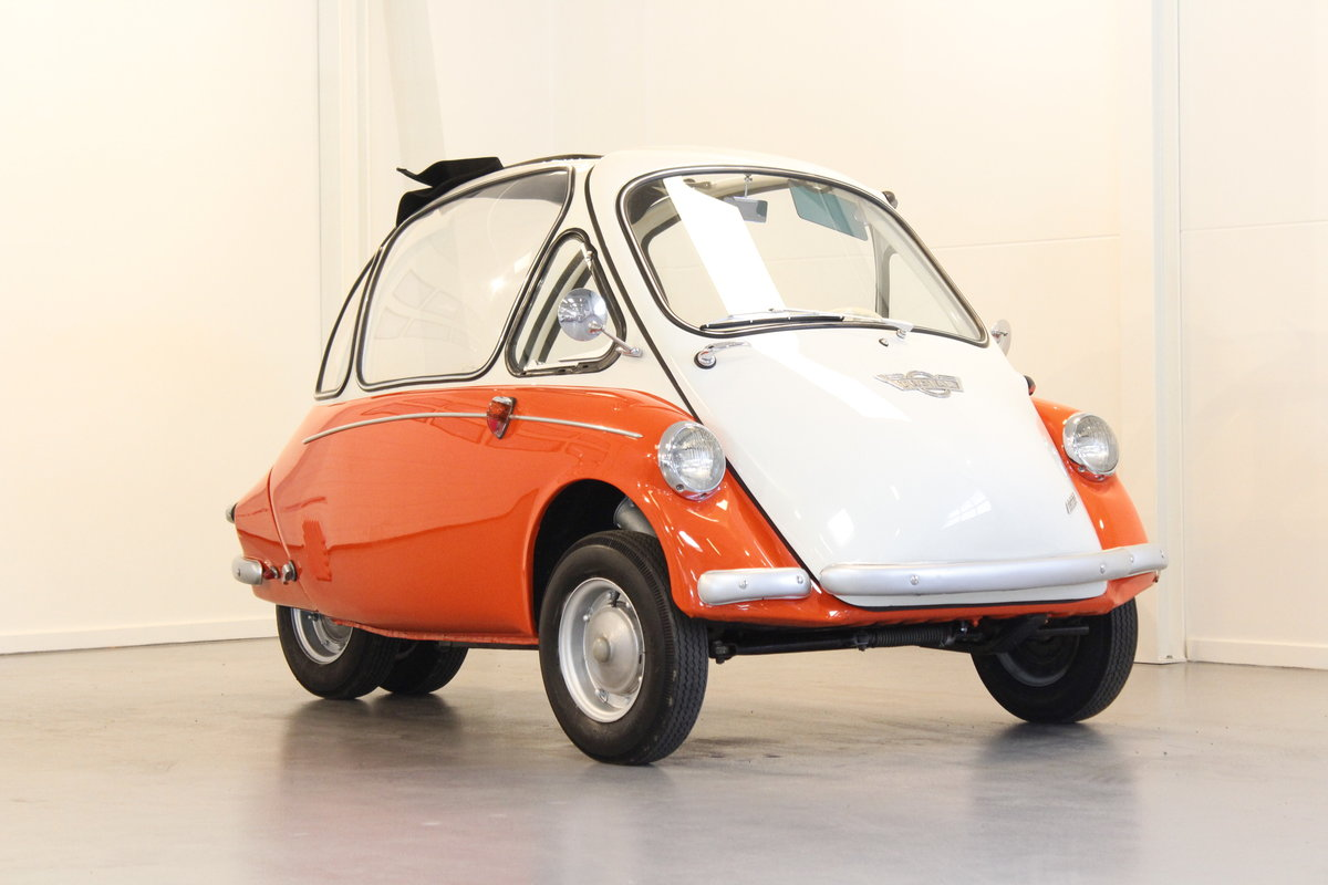 1962 Heinkel Trojan 604  For Sale (picture 1 of 6)