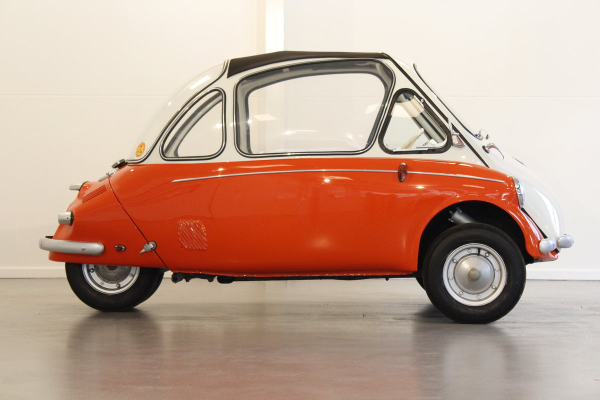 1962 Heinkel Trojan 604  For Sale (picture 2 of 6)