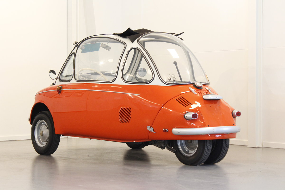 1962 Heinkel Trojan 604  For Sale (picture 3 of 6)