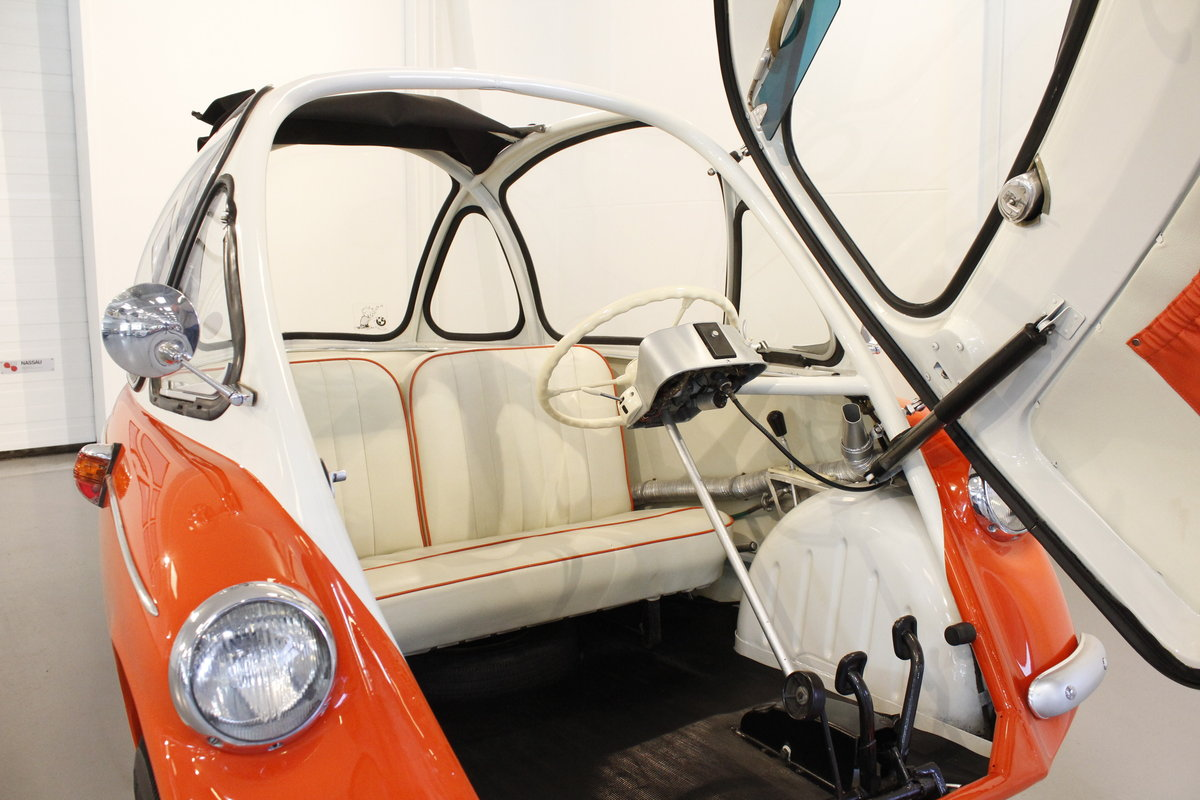 1962 Heinkel Trojan 604  For Sale (picture 4 of 6)
