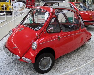 HEINKEL KABINE 154 -1957 For Sale by Auction
