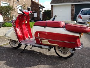 1962 Classic Heinkel Tourist scooter For Sale