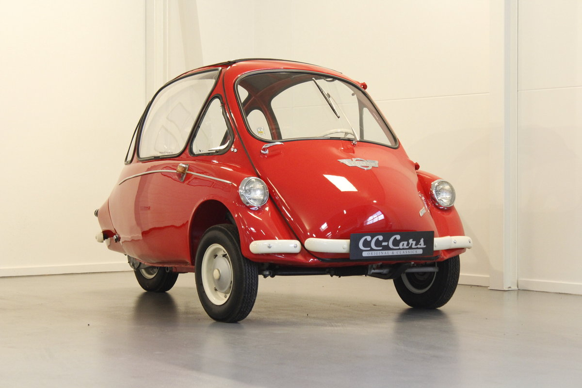 1963 Heinkel Trojan 1,0 For Sale (picture 1 of 6)