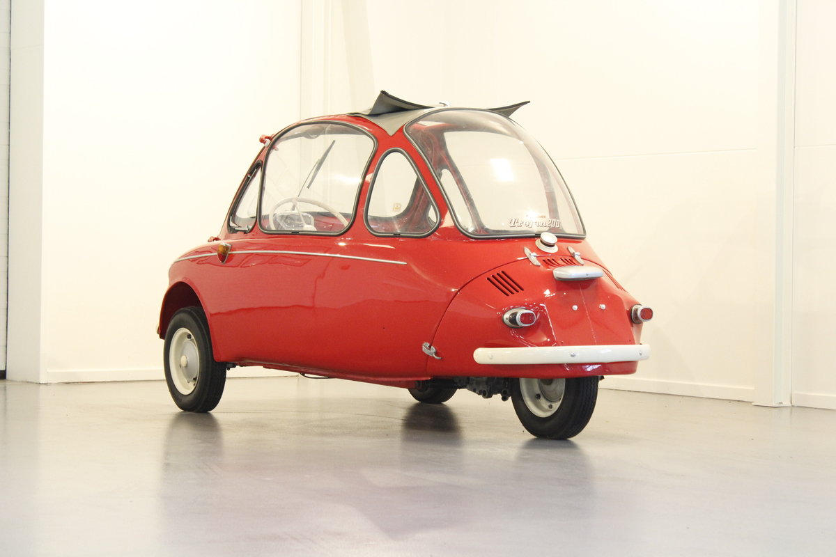 1963 Heinkel Trojan 1,0 For Sale (picture 2 of 6)