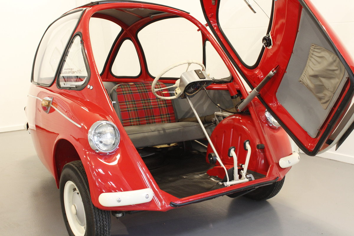 1963 Heinkel Trojan 1,0 For Sale (picture 3 of 6)