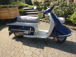 1964 Heinkel Tourist 103 A2 Germany For Sale