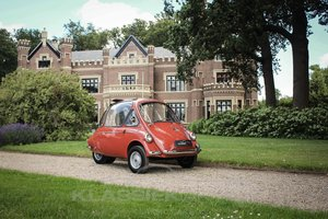1957 Unique Original Heinkel in excellent condition For Sale