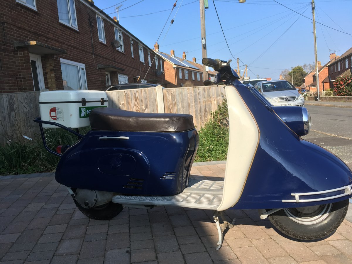 Heinkel Tourist 103A1 For Sale (picture 1 of 3)
